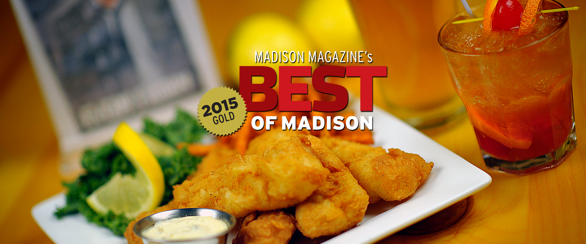Crawfish Junction Winner of the Best of Madison Fish Fry 2015