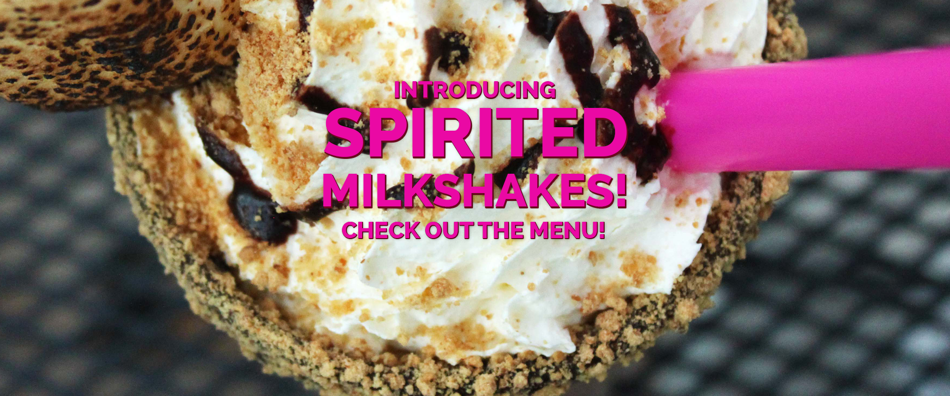 Now Serving Spirited Shakes!